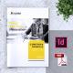 Krypto | Company Profile - GraphicRiver Item for Sale