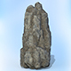 Game Ready Realistic Rock 02 - 3DOcean Item for Sale