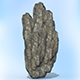 Game Ready Realistic Rock 04 - 3DOcean Item for Sale