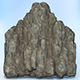 Game Ready Realistic Rock 06 - 3DOcean Item for Sale