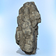 Game Ready Realistic Rock 12 - 3DOcean Item for Sale