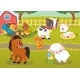 Farm Animal Happy Characters - GraphicRiver Item for Sale