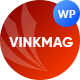 Vinkmag - Multi-concept News Magazine WordPress Theme