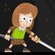 School Girl Sprites | 2D Game Sprites - GraphicRiver Item for Sale