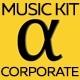 Corporate Upbeat Background Kit