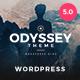 Odyssey - Personal WordPress Blog Theme - ThemeForest Item for Sale