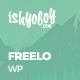 Freelo WP - Creative WordPress Portfolio Theme - ThemeForest Item for Sale