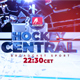Hockey Central Show Intro - VideoHive Item for Sale