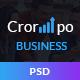 Crorpo - Multipurpose Business PSD Template - ThemeForest Item for Sale