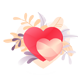 Romantic Couple Design Set - GraphicRiver Item for Sale