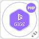 Gigs - Services Marketplace PHP Script (Fiverr clone - Multi Vendor ) - CodeCanyon Item for Sale