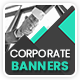 Corporate Banners - GraphicRiver Item for Sale