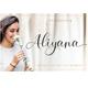 Aliyana Script - GraphicRiver Item for Sale