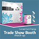 03-Trade-Show-Booth-Mock-up 3x3 - GraphicRiver Item for Sale