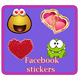 Facebook Sticker Android App - CodeCanyon Item for Sale