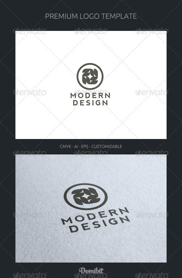 Modern Design Logo Template