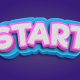 Game Style Text Effect for Illustrator - GraphicRiver Item for Sale