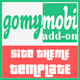 gomymobiBSB's Site Theme: Church: Minimal Design - CodeCanyon Item for Sale