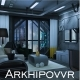 Cyberpunk interior - 3DOcean Item for Sale