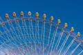 ferris wheel under blue sky - PhotoDune Item for Sale