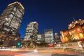 night traffic in Marunouchi district - PhotoDune Item for Sale