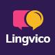 Lingvico | Language Center & Training Courses WordPress Theme - ThemeForest Item for Sale