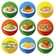 Set of Food Icons - GraphicRiver Item for Sale