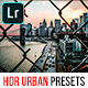 24 Pro HDR Urban Presets - GraphicRiver Item for Sale