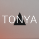 Tonya – Responsive Email + StampReady, MailChimp & CampaignMonitor compatible files - ThemeForest Item for Sale