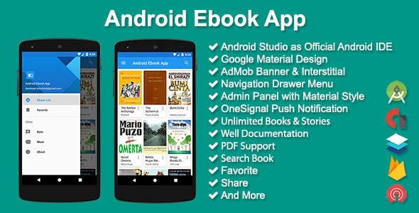 Make A Java App With Mobile App Templates from CodeCanyon