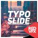 Rhythmic Typo Slide - VideoHive Item for Sale