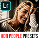 30 Pro HDR People Presets - GraphicRiver Item for Sale