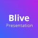 Blive Power Point Presentation Template - GraphicRiver Item for Sale