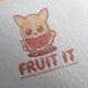 Fruit Logo Design - GraphicRiver Item for Sale