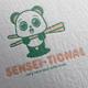 Sensei-Tional Logo Design - GraphicRiver Item for Sale