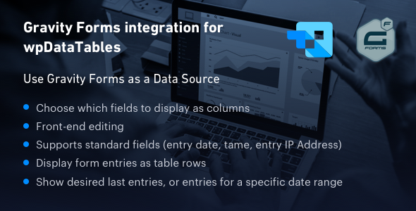Gravity Forms integration for wpDataTables Download