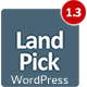 Landpick - Multipurpose Landing Pages WordPress Theme - ThemeForest Item for Sale