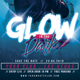 Glow Event Party Flyer - GraphicRiver Item for Sale