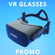 VR Glasses Promo - VideoHive Item for Sale