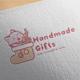 Handmade Gift Logo Design - GraphicRiver Item for Sale