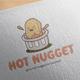 Hot Nugget Logo Design - GraphicRiver Item for Sale