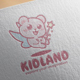 Kidland Logo Design - GraphicRiver Item for Sale