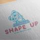 Shape Up Logo Design - GraphicRiver Item for Sale