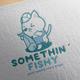 Somethin' Fishy Logo Design - GraphicRiver Item for Sale