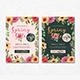 Floral Spring Sale Flyer - GraphicRiver Item for Sale