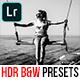 26 Pro HDR Black & White  Presets - GraphicRiver Item for Sale