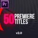Minimal Titles | Essential Graphics - VideoHive Item for Sale