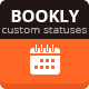 Bookly Custom Statuses (Add-on) - CodeCanyon Item for Sale