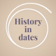 History in Dates - History Memory - VideoHive Item for Sale