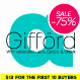 Gifförd Neue Font (4 Weights) - GraphicRiver Item for Sale
